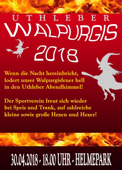 Walpurgis 2018-2